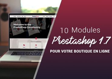 modules pour boutique prestashop 1.7