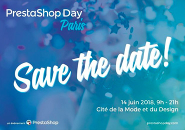 Image PrestaShop Day Paris