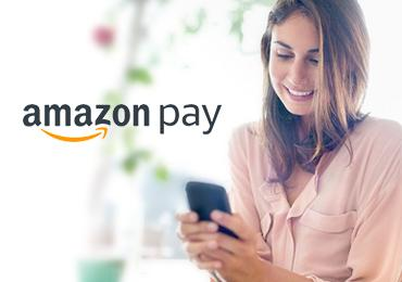 Amazon pay, solution de paiement du leader du e-commerce